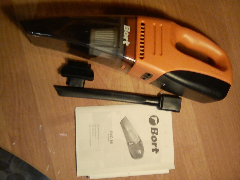 Car vacuum cleaner Bort BVC-95
