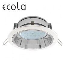 Ecola GX53 H2R Светильник встраиваемый круглый с рефлектором для ламп GX53 58x125