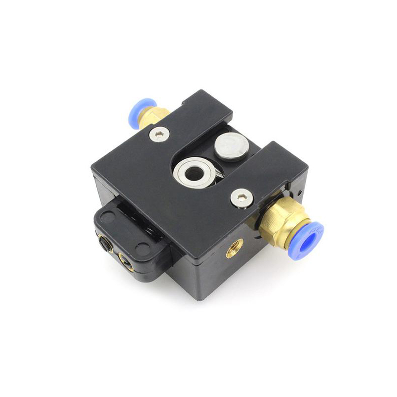 3D Printer DIY Bulldog Injection Extruder Parts Remote for 1.75 3mm Compatible
