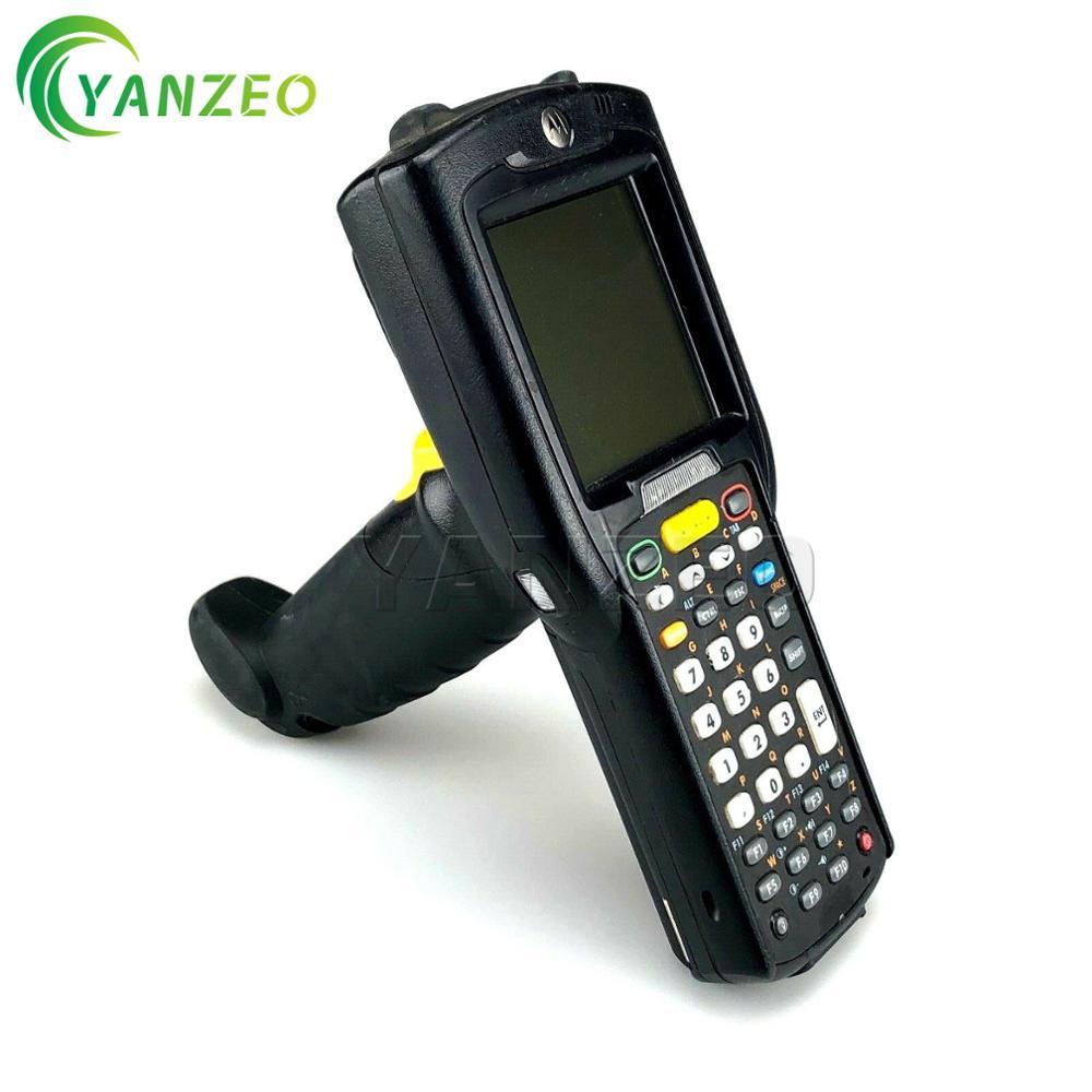 MC3190-GL3H04E0A MC3190-GI3H04E0A Para Motorola Symbol MC3190 38 Chave CE6.0 1D 2D Logística de Laser Scanner de código de Barras Coletor de Dados