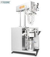 2019 новый вакуумный эмульсирующий миксер Mayonnaise крем кухонный комбайн Блендер Машина для смешивания зубная паста производственное оборудов
