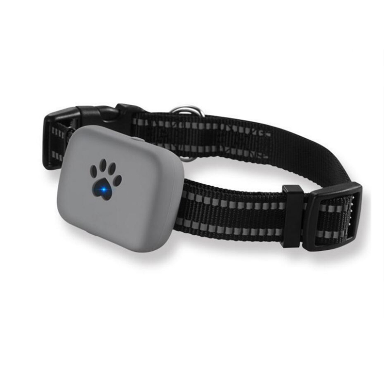 Free Web&APP Tracking System Gps Personal Pet Tracking With Pet Collar Dog Locator GSM Tracking Device free shipping
