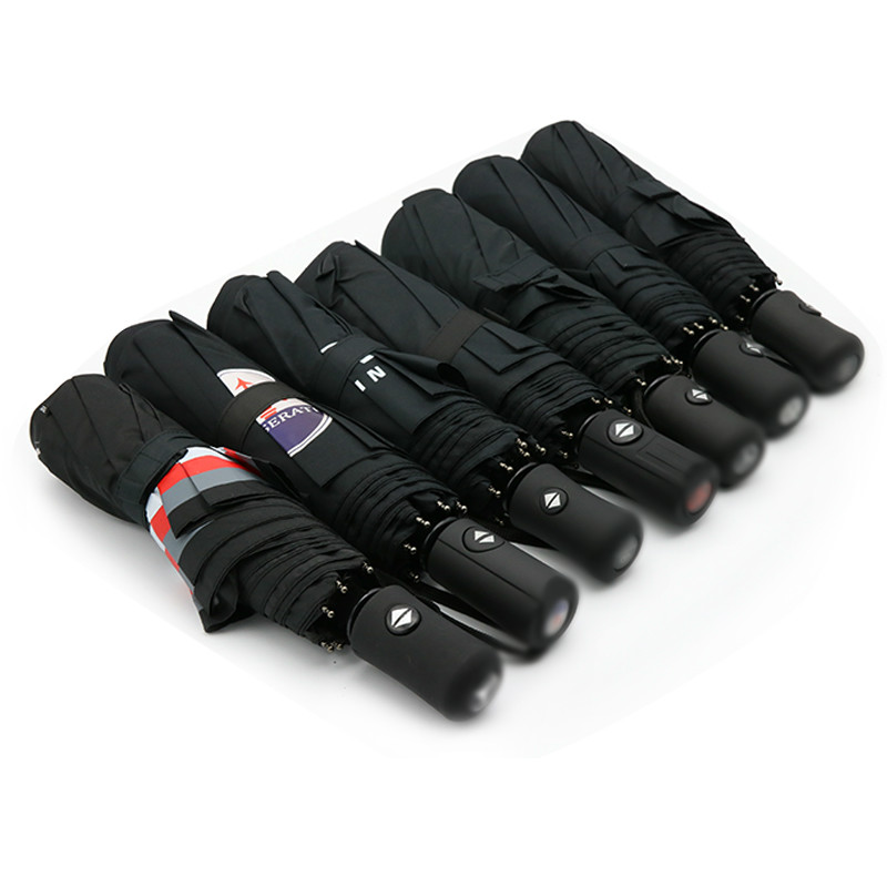 Car styling Parapluie Pour Mercedes Benz logo E300L W201 GLA W176 CLK W209 W202 W220 W204 W203 W210 W124 W211 w222 X204 pour cadeau