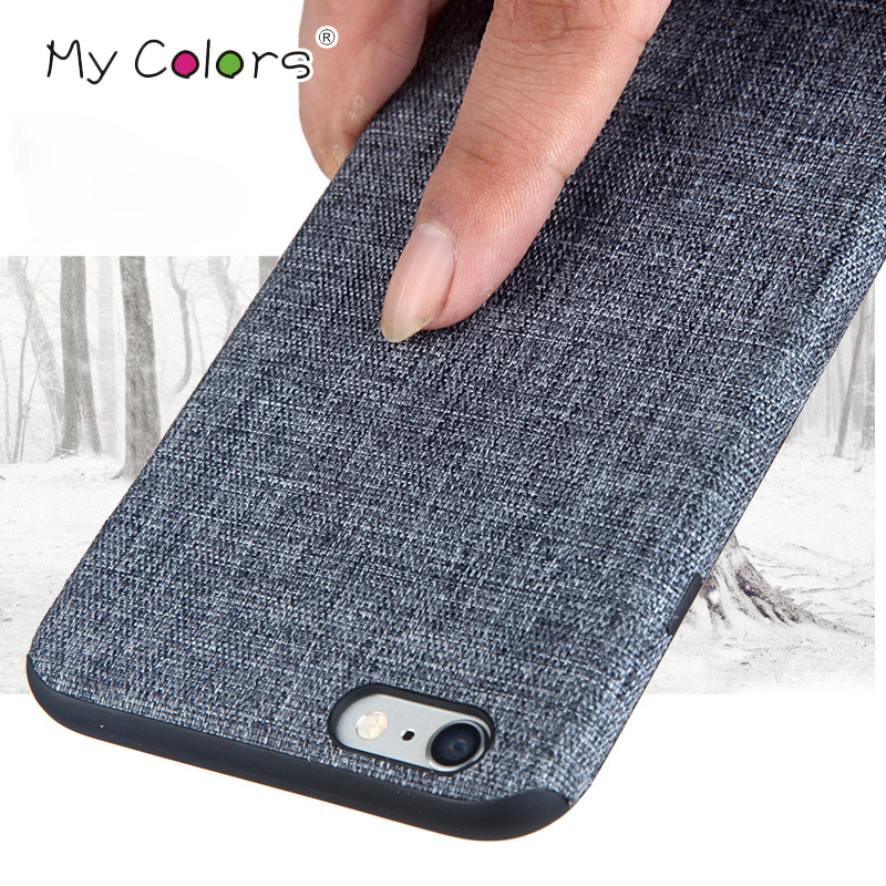My Colors Phone Case For iphone 6 6s Case silicone for coque iphone 6 6s plus luxury Cover Mobile Phone Case bags