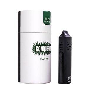 Image 3 - Original Hugo Vapor Conqueror Dry Herb Vaporizer 2200mAh Battery Electronic Cigarette Kit Vape Pen Temperature Control vaporizer