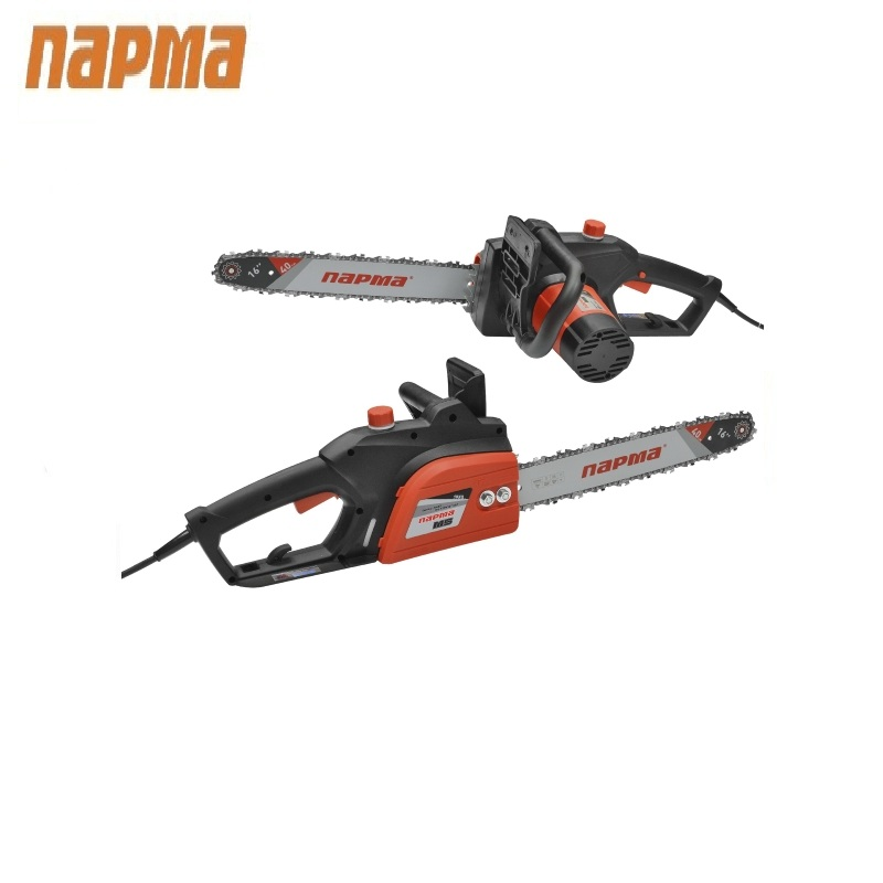 Electric chain saw Parma M5 Flat-blade chainsaw Link tooth saw Chain cutter Cross-cut saw electric chain saw huter els 2000 flat blade chainsaw link tooth saw chain cutter cross cut saw