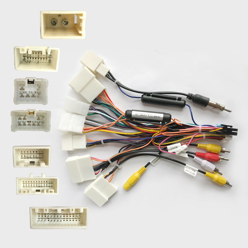 us $49 99 wiring harness cable for toyota camry,rav4,corolla only for arkrifht car radio android device in cables, adapters \u0026 sockets from toyota camry radio wiring diagram metra 70 1765 car stereo wiring harness