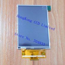 3.2 cal SPI seryjny dotykowy LCD 240X320 18PIN kolorowy ekran TFT ILI9341 4IO port może prowadzić 0.8MM Z320IT010