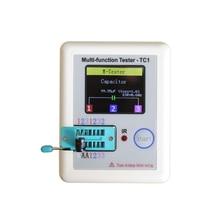 LCR-TC1 160*128 TFT LCD Color Display Graphic PNP NPN Transistor Tester Multimeter Diode Triode Capacitance Meter Resistor test стоимость
