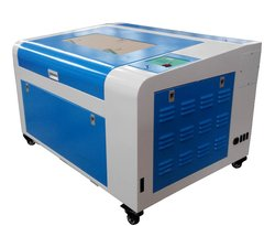 ZD350 50W Laser engraving machine , 300x500mm 50w laser cutter machine