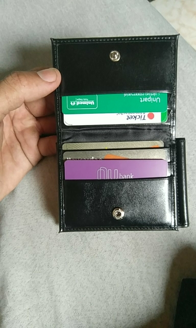 DANJUE Rfid Blocking Men Money Clip Leather Clutch Purse Men Fashion Large Capacity Credit Card Package Small Coin Wallet Male photo review
