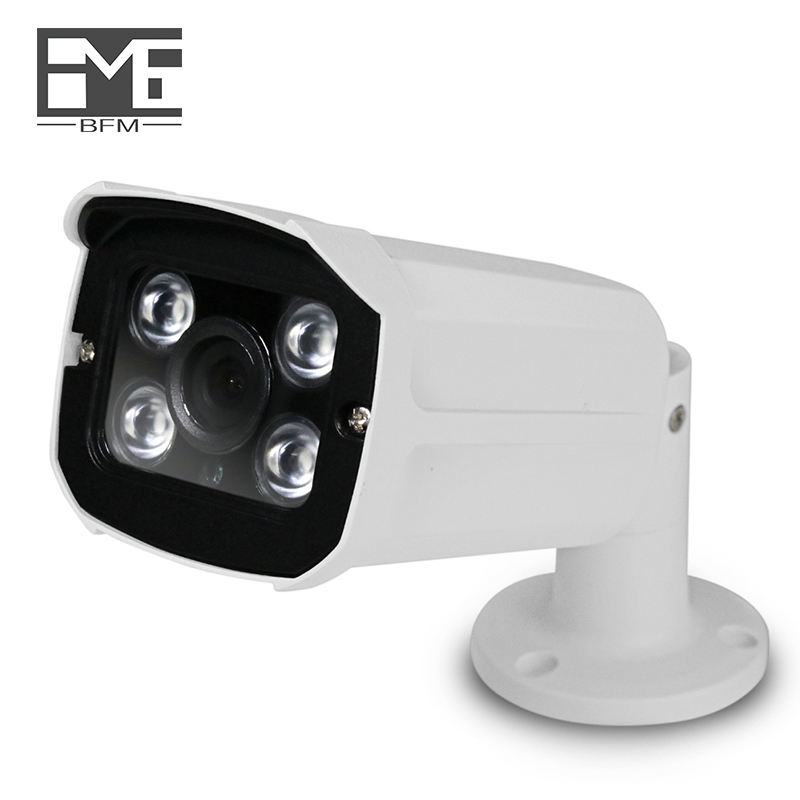 BFMore 5.0MP Audio Wired IP Camera H.265/H.264 Two-way Alerta de E-mail Outdoor CCTV Security camera Surveillance e mail e mail