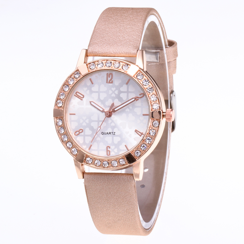 2018 Classic Simple Women Watch Luxury Top Brand Quartz Watches Women Clock Relogio Feminino Female Clock Leather Wristwatches