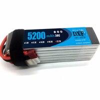DXF Lipo 6S Battery 22.2v 5200mah 30C MAX60C RC Bateria For Drone AKKU Helicopter Car RC Quadcopter UAV FPV