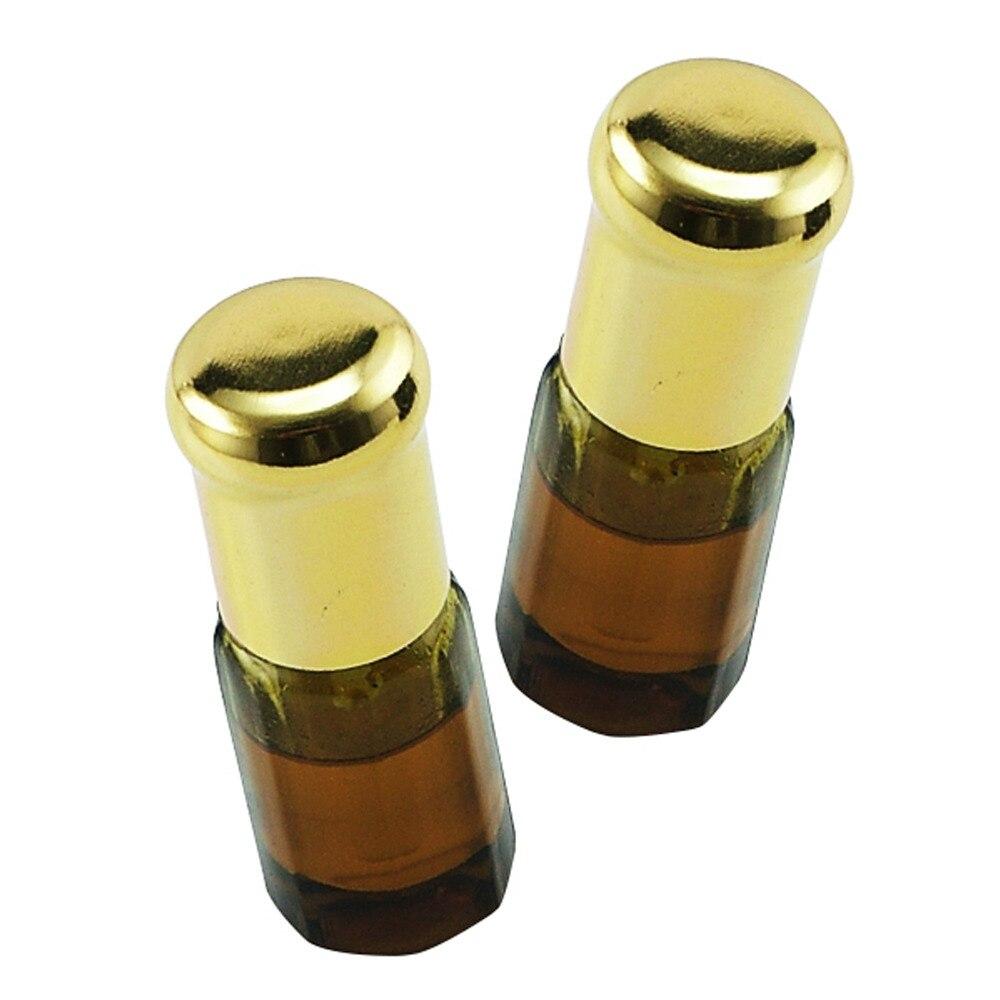 2 deux Bouteilles Indice de Réfraction Fluide huile 2 ml chaque 1.300 ~ 1.800 RI Gamme pour Gem Réfractomètre