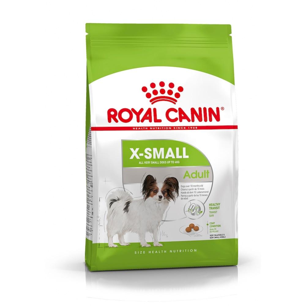 Dog Food Royal Canin X-Small Adult, 3 kg