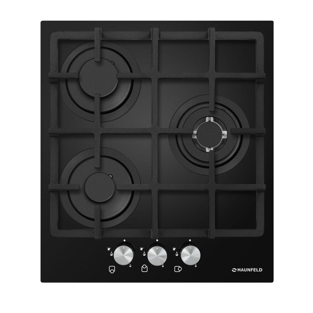 Cooking panel MAUNFELD EGHG.43.33CB/G Black cooking panel maunfeld eghg 32 2cb g black