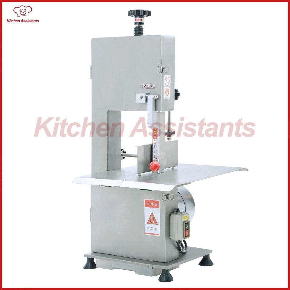 250K commcerial electric bone saw bone cutter frozen meat slicer machine