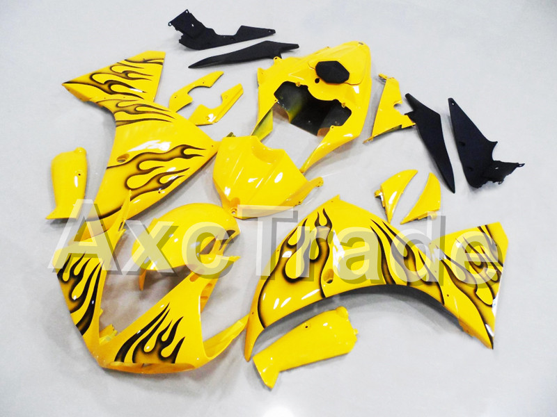Motorcycle Fairings For Yamaha YZF R1 1000 YZF-R1 YZF-R1000 2009 2010 2011 ABS Plastic Injection Fairing Bodywork Kit flame motorcycle ignition switch lock with keys for yamaha yzf r1 2007 2008 yzf r1 2009 2010 2011 fjr1300 2001 2005 fjr1300 2006 2010