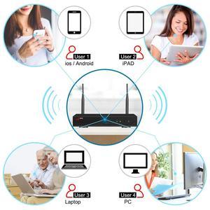 Image 4 - ANRAN Kit de caméras NVR WiFi 2mp