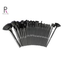 Princess Rose 24pcs Professional Make Up Makeup Brushes Set Kit Fan Brush Foundation Powder Blush Contour Eyeshadow PR24B