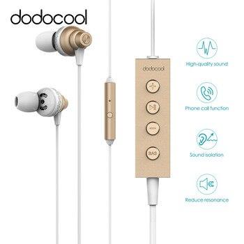 dodocool MFi Hi-Res Audio Earphone Stereo Lightning Earphone with Mic 24 bit High-Resolution Audio for iPhone X iphone 8 7 ipad