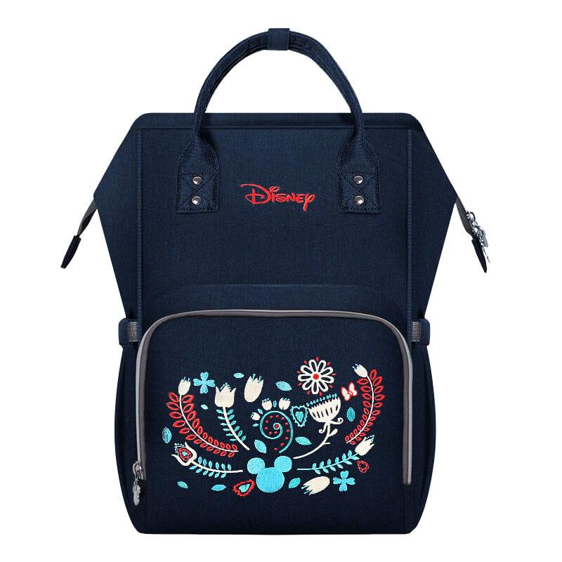 Disney Mickey Best Diaper Bag Baby Bag Backpack Mummy Maternity Care Large  Capacity Nappy Bag USB Bottle Warmer Insulation-in Diaper Bags from Mother    Kids ... d1600b4b10e0