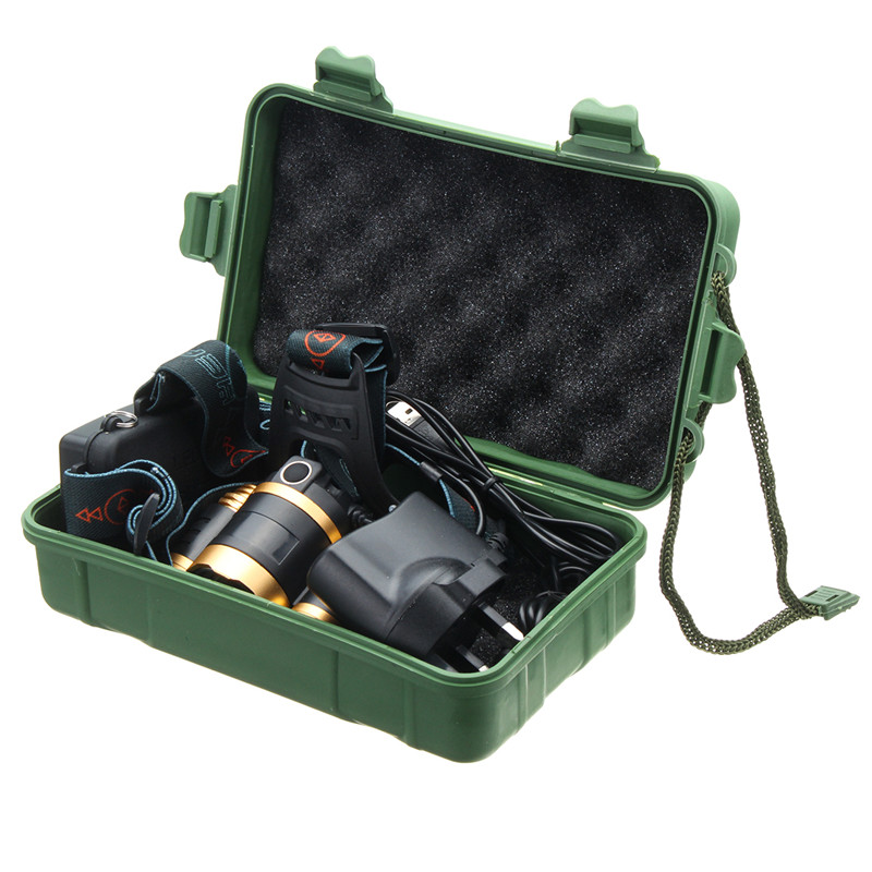 แบบพกพาพลาสติกไฟฉายที่มีประสิทธิภาพ18650แบตเตอรี่ลิเธียมป้องกันกรณีการจัดเก็บกล่องสำหรับไ...