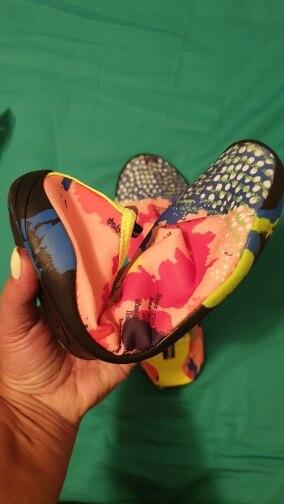 Sapatos de natação sapatilhas Mulheres homens