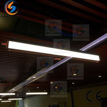 CHARLESLIGHTING 1800MM linear LED pendant lamp light hanging cable cord office dinning room ceiling