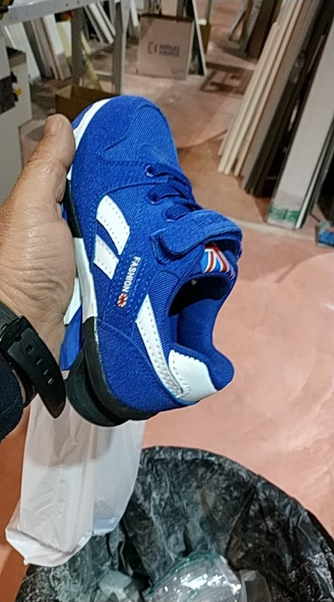 EUR 26-39 New Boy&Girl Sport Shoes Kids Sneakers ChildrenEUR 26 Shoes Girls Fashion Mesh Breathable Non-Slip Student Casual Shoe