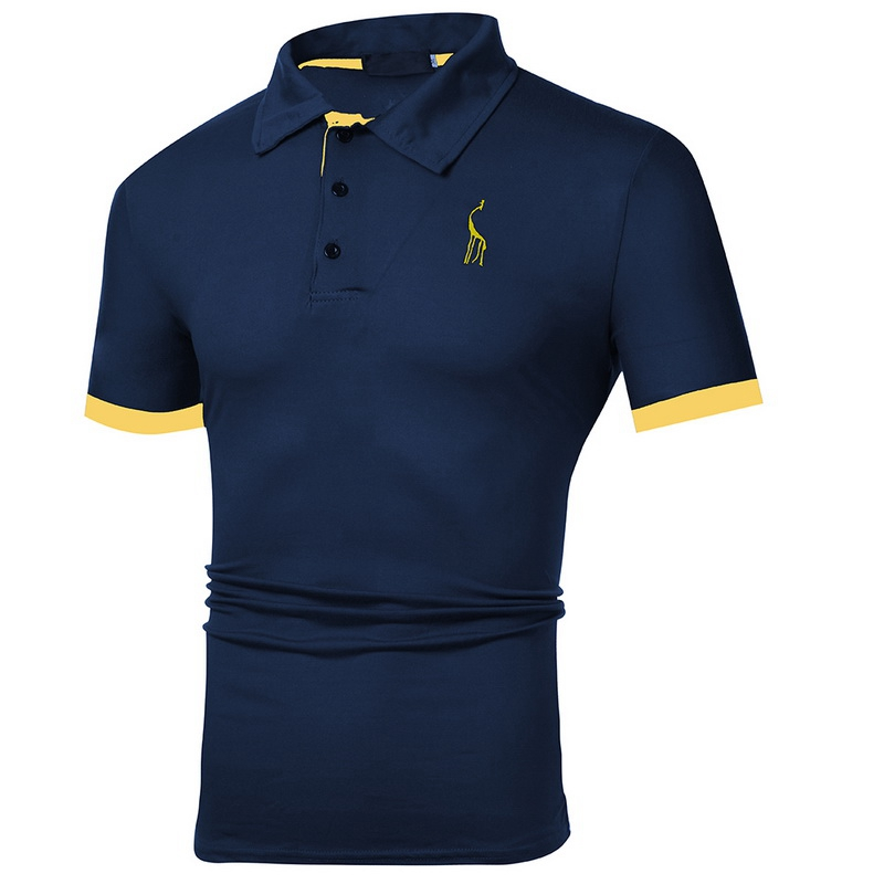Laamei Plus Size 3XL Brand New Men's   Polo   Shirt 2018 New Summer Autumn Men Cotton Short Sleeve Shirt Brands Mens   Polo   Shirts