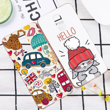 For Xiaomi Redmi Note 4 Note4 Cute Panda Cover 3D Soft Silicone Shockproof Shell Phone Cases