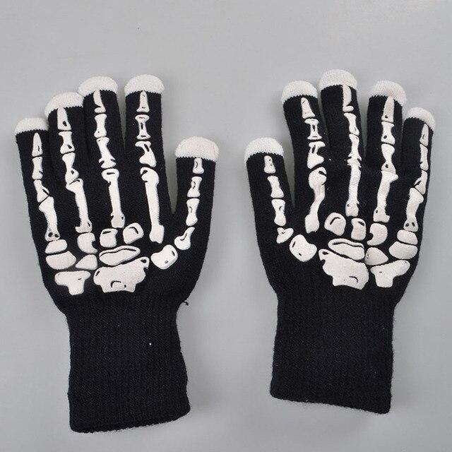 Kerangkakemasan: Sarung Tangan Musim Dingin Sarung Tangan Kerangka