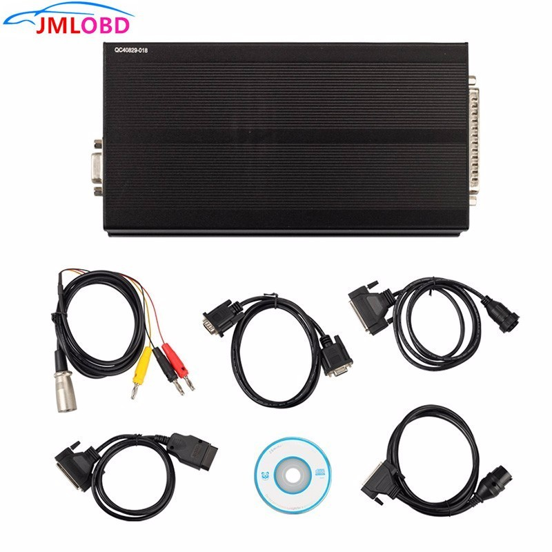 2019 High Quality MCU Controlled Interface For MB Carsoft 7.4 Multiplexer Diagnostic Tool Carsoft 7.4 Free Drop Shipping