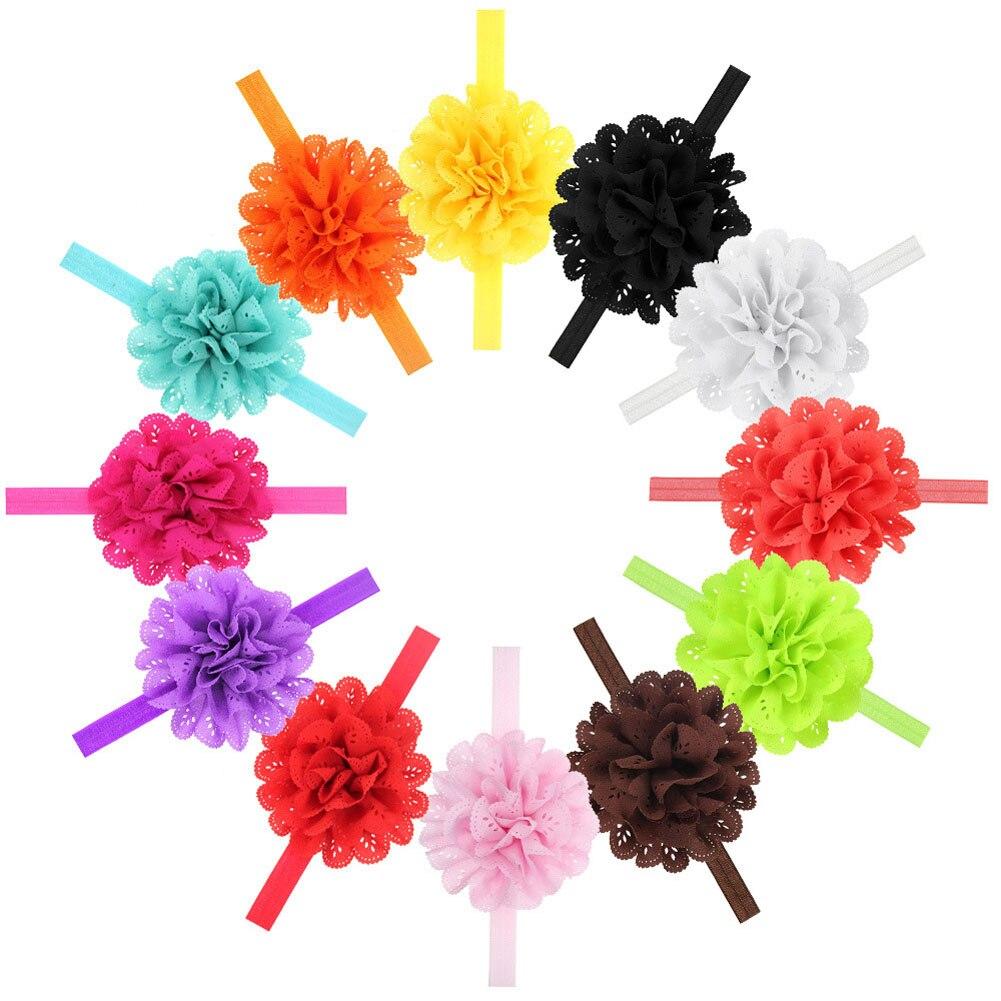 1PC Kids Flower Headband Children Accessoriess