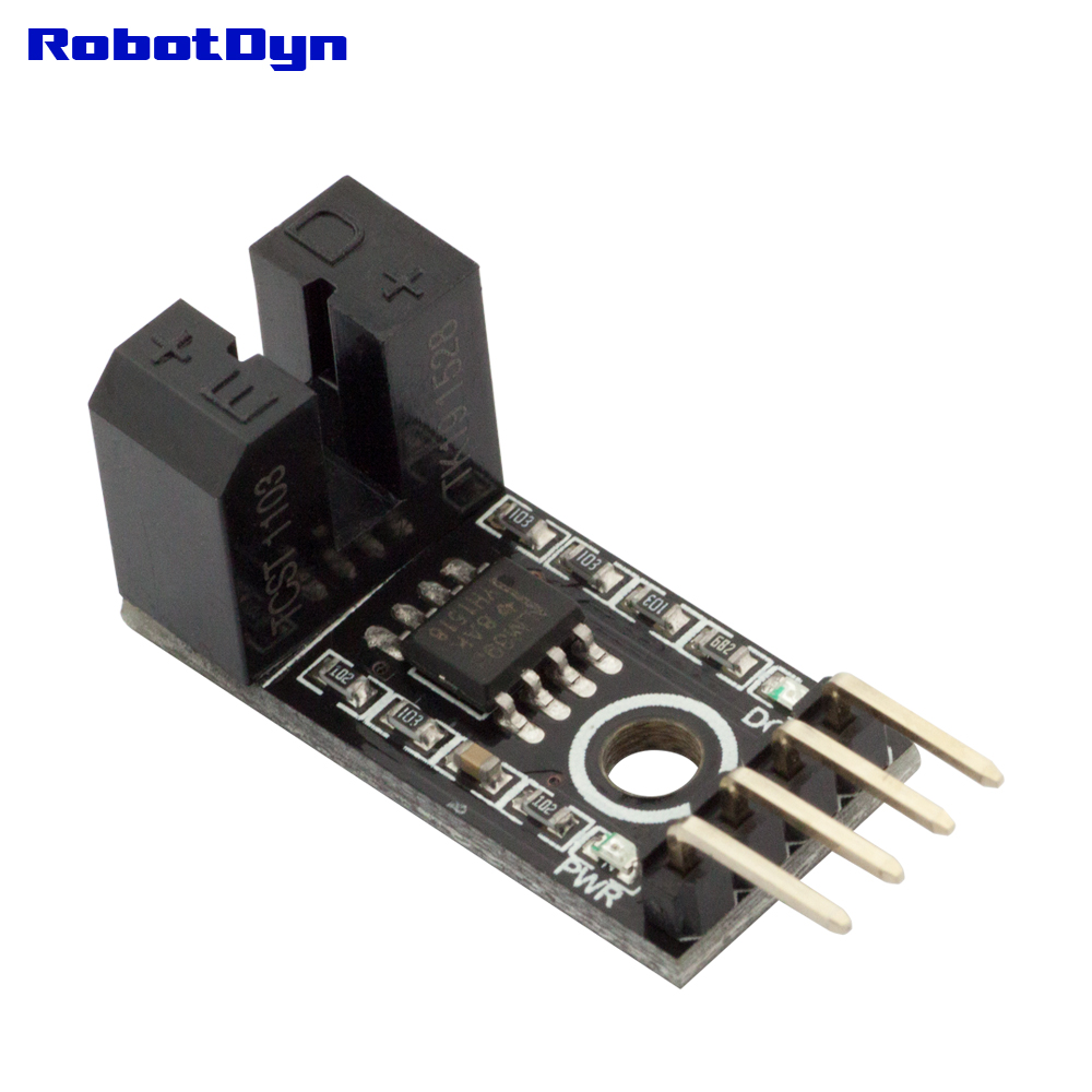 OptoCoupler - Photo Interrupter Module