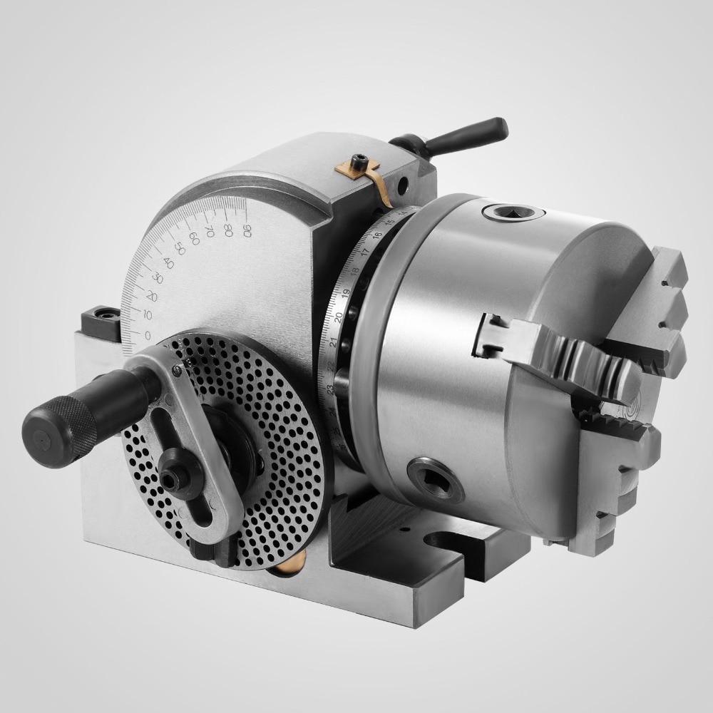 Semi-universal Dividing Head For Milling Machine