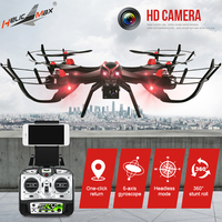HeLIC MaX 1327 RC Drone RC Quadcopter Drone WIFI 2.4G RC Helicopter Drones With Camera Transmission Aerial Drone Children'S