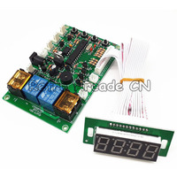 DC 12V Time Control Timer Board With Wire harness for arcade cabinet coin acceptor selector, pump water, washing machine