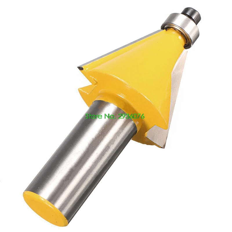 1/2 Shank 22.5 Degree Chamfer & Bevel Edging Router Bit Cutter Woodworking Drop Shipping Support mastering leadership an integrated framework for breakthrough performance and extraordinary business results