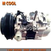Новый AC компрессор для Volkswagen POLO 2001 2009 6Q0820803J 6Q0820803P 6Q082080 6Q0820808B 6Q0820808D 6Q0820808F