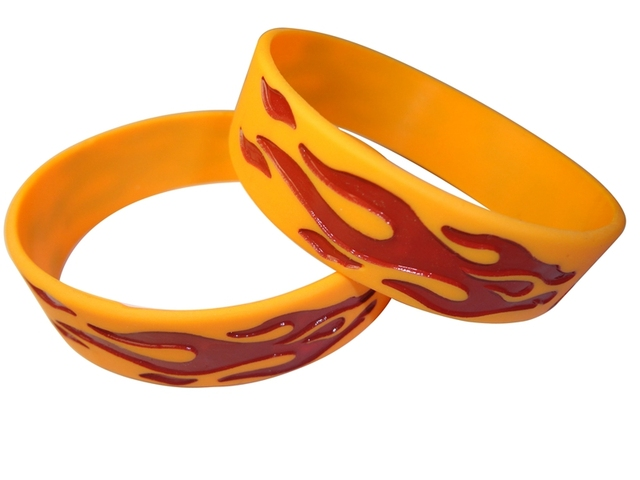 Silicone Wristbands for Promotion