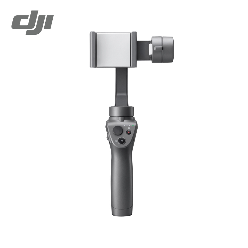 3-axis handheld shock mount DJI OSMO Mobile 2 handheld 3 axis stabilizer for smartphone zhiyun smooth 4 white