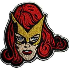 "3.95 ""Jean Grey Phoenix X-MEN X homens Apocalipse Escuro marvel comic LOGO Bordado Ferro No Remendo Magneto Xavier Escola cyclops(China)"