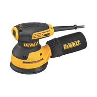 DEWALT DWE6423-QS-Sander Rotorbital 280 W-diametro125mm-12.000 OPM original electronics