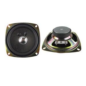 Image 4 - Tenghong 2pcs 3.5 Pollici Portatile Audio Altoparlanti 93 MILLIMETRI 4Ohm 5W Gamma Completa di Unità di Altoparlante Bolla Bacino 2.0 trasmissione Audio Speaker FAI DA TE