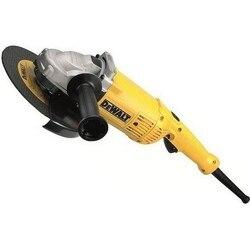 DWE494-QS-Grinder DEWALT 230mm 2.200 W 6.500 obr./min arranque Soft z zamkiem i re-arranque
