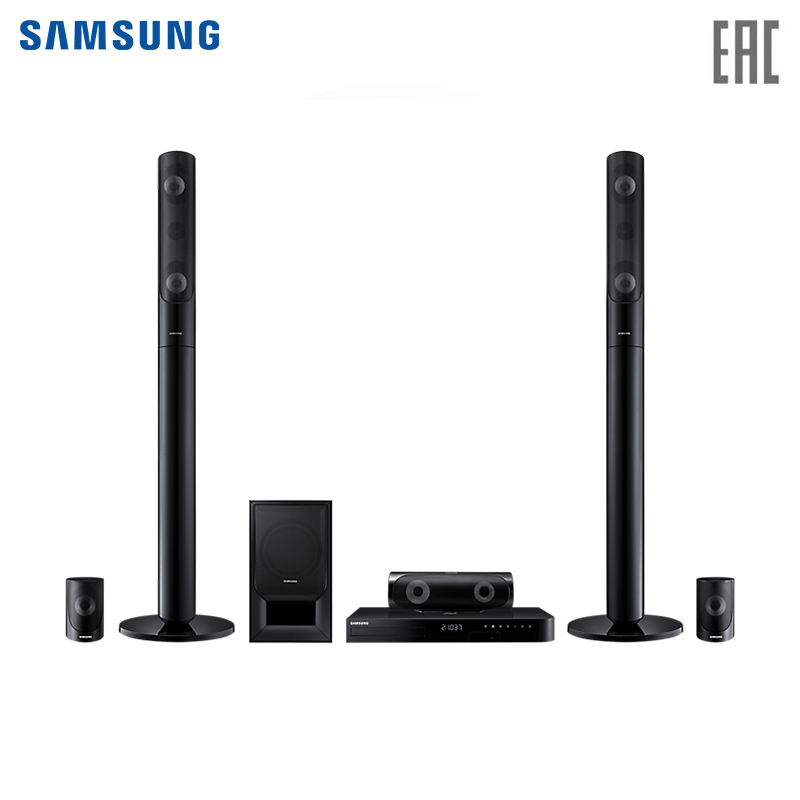 3D Blu-ray home theater Samsung HT-J5530K/RU 3d blu ray плеер samsung bd j5500