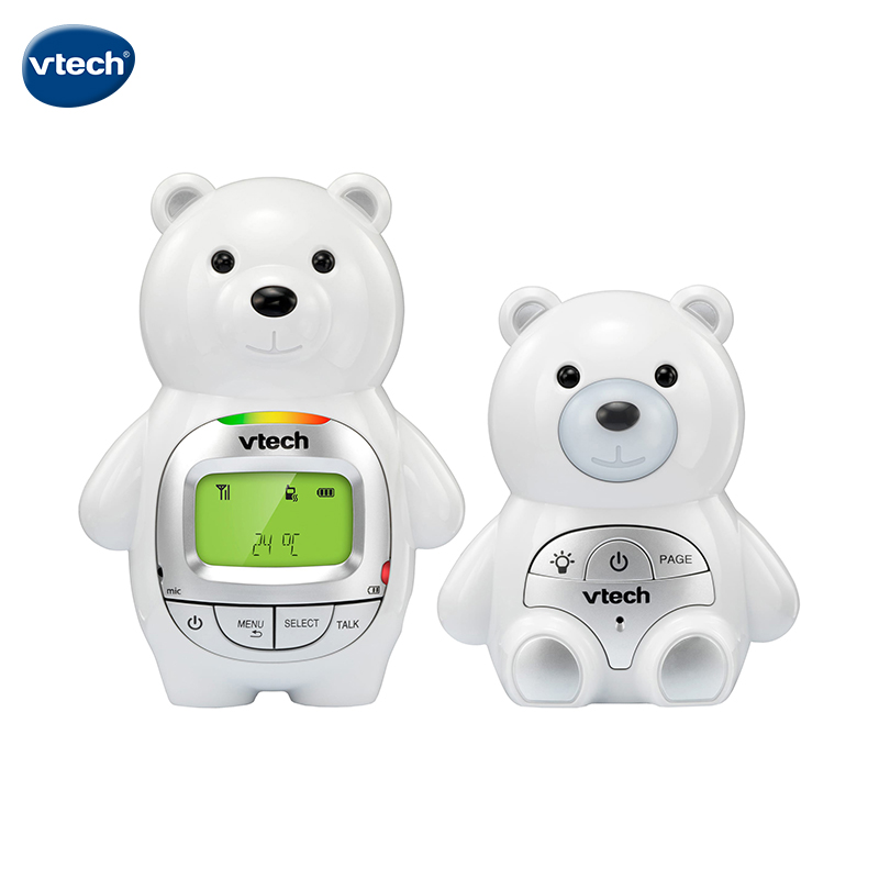 Digital baby monitor Vtech BM2350 with feedback Bears цена